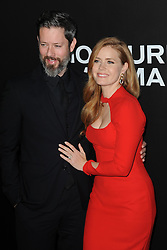 November 17, 2016 - New York, NY, USA - November 17, 2016  New York City..Amy Adams and Darren Le Gallo attending the 'Nocturnal Animals' premiere at The Paris Theatre on November 17, 2016 in New York City. (Credit Image: © Callahan/Ace Pictures via ZUMA Press)