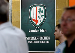 London Irish - Mandatory by-line: Robbie Stephenson/JMP - 24/05/2017 - RUGBY - Madejski Stadium - Reading, England - London Irish v Yorkshire Carnegie - Greene King IPA Championship Final 2nd Leg