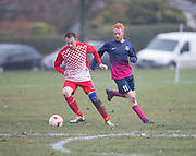 - Dundee Saturday Morning Football League sides Stobswell (red and white) and Lochee Celtic (blue and pink) met in a friendly at Craigie 3G, Dundee - Photo: David Young, <br /> <br />  - © David Young - www.davidyoungphoto.co.uk - email: davidyoungphoto@gmail.com