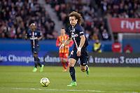 David LUIZ   - 07.03.2015 -   PSG / Lens -  28eme journee de Ligue 1 <br /> Photo : Andre Ferreira / Icon Sport