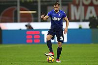 Milan-Lazio - Tim Cup 2017/18 - Semifinale di andata - Nella foto: Stefan Radu - Lazio