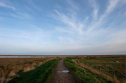 UK ENGLAND NORFOLK BLAKENEY 18JAN04 - A walk to Blakeney Point along the sand and shingle.<br /> <br /> <br /> <br /> jre/Photo by Jiri Rezac<br /> <br /> <br /> <br /> &copy; Jiri Rezac 2003<br /> <br /> <br /> <br /> Contact: +44 (0) 7050 110 417<br /> <br /> Mobile:  +44 (0) 7801 337 683<br /> <br /> Office:  +44 (0) 20 8968 9635<br /> <br /> <br /> <br /> Email:   jiri@jirirezac.com<br /> <br /> Web:    www.jirirezac.com