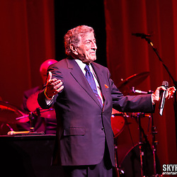 Tony Bennett at the NJ Performing Arts Center 2013