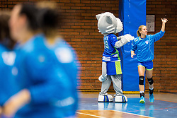 Polona Baric of Slovenia during friendly game between national teams of Slovenia and Serbia on 29th of September, Celje, Slovenija 2018