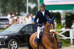 Hendrickx Dominique, BEL, Koriano van Klapscheut<br /> Grand Prix Rolex powered by Audi <br /> CSI5* Knokke 2019<br /> © Dirk Caremans<br /> Hendrickx Dominique, BEL, Koriano van Klapscheut