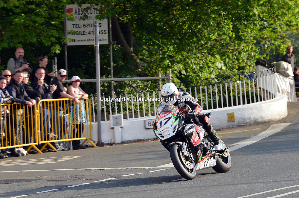 #17 Dan Kneen Suzuki Cookstown BE Racing