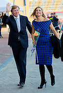 Dordrecht, 14-04-2015 <br /> <br /> King WIllem-Alexander and Queen Maxima, Princess Beatrix and Princess Margriet attend the Kings Day Concert.<br /> <br /> <br /> Photo:Royalportraits Europe/Bernard Ruebsamen