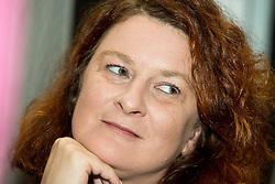 Jedrt Jež Furlan na predstavitvi knjige Hiša // presentation of Ivana Djilas's new book named Hiša (House), on February 15, 2017 in Ljubljana, Slovenia. Photo by Vid Ponikvar / Sportida