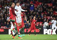 England v Portugal 020616