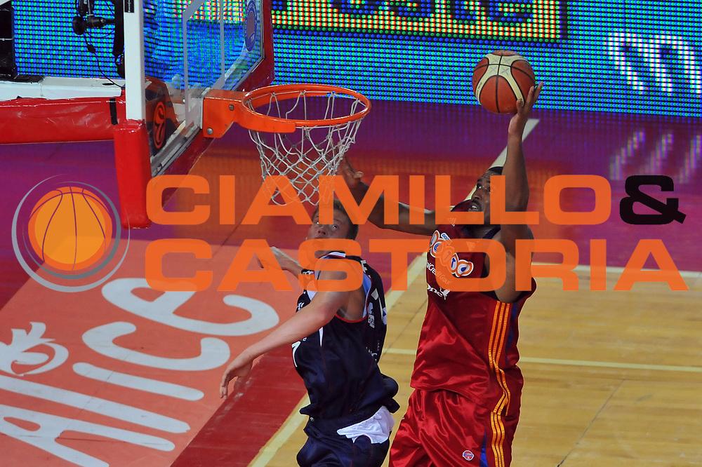 DESCRIZIONE : Roma Lega A 2008-09 Playoff Quarti di Finale Gara 1 Lottomatica Virtus Roma Angelico Biella<br /> GIOCATORE : Andre Hutson<br /> SQUADRA : Lottomatica Virtus Roma<br /> EVENTO : Campionato Lega A 2008-2009 <br /> GARA : Lottomatica Virtus Roma Angelico Biella<br /> DATA : 18/05/2009<br /> CATEGORIA : Tiro<br /> SPORT : Pallacanestro <br /> AUTORE : Agenzia Ciamillo-Castoria/G.Vannicelli