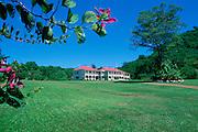 Vailima, Robert Louis Stevenson Home, Apia, Upolu, Samoa<br />