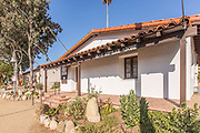 Blas Aguilar Adobe Museum & Acjachemen Center