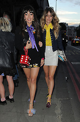 Zara Martin and Jade Williams attend the i-D andJeremy Scottfor Moschino - anniversary party in London, UK. 24/06/2015<br /> BYLINE MUST READ : GOTCHAIMAGES.COM<br /> <br /> Copyright by © Gotcha Images Ltd. All rights reserved.<br /> Usage of this image is conditional upon the acceptance <br /> of Gotcha Images Ltd, terms and conditions available at<br /> www.gotchaimages.com