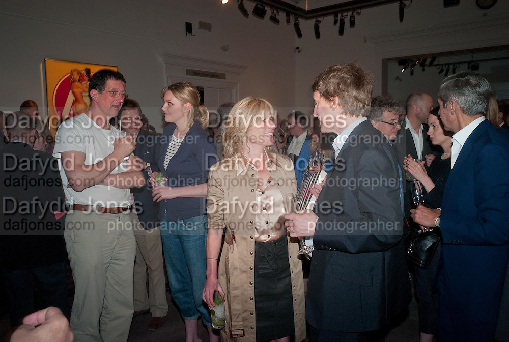 ANTONY GORMLEY; SOPHIE DAHL; RACHEL JOHNSON; SEBASTIAN SHAKESPEARE, Can we Still Be Friends- by Alexandra Shulman.- Book launch. Sotheby's. London. 28 March 2012.