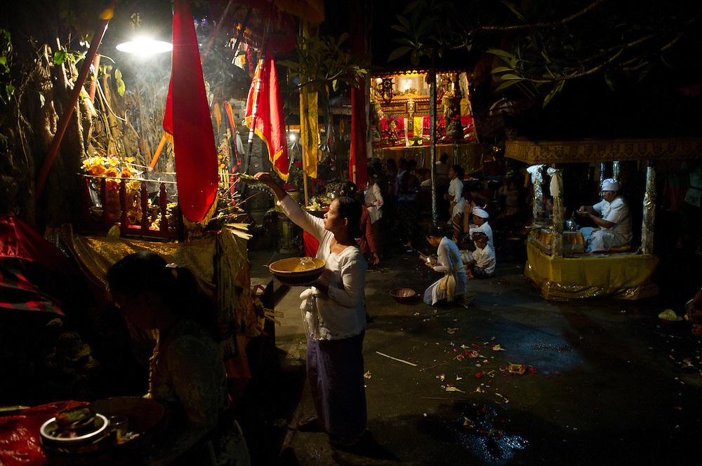 Kuningan Festival, Mas - Bali Indonesia