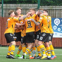 Annan Athletic v Peterhead | Scottish League Two | 5 August 2017