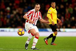 Charlie Adam of Stoke City - Mandatory by-line: Matt McNulty/JMP - 03/01/2017 - FOOTBALL - Bet365 Stadium - Stoke-on-Trent, England - Stoke City v Watford - Premier League