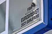 Logo Tabellone<br /> Italia Italy - Repubblica Ceca Czech Republic<br /> FIBA Women's Eurobasket 2021 Qualifiers<br /> FIP2019 Femminile Senior<br /> Cagliari, 14/11/2019<br /> Foto L.Canu / Ciamillo-Castoria