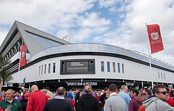 General view of the crowds at Ashton Gate - Mandatory by-line: Paul Knight/JMP - 19/08/2017 - FOOTBALL - Ashton Gate Stadium - Bristol, England - Bristol City v Millwall - Sky Bet Championship