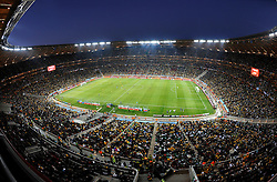 11.06.2010, Soccer City Stadium, Johannesburg, RSA, FIFA WM 2010, Südafrika vs Mexico im Bild Soccer Stadium, EXPA Pictures © 2010, PhotoCredit: EXPA/ InsideFoto/ G. Perottino, ATTENTION! FOR AUSTRIA AND SLOVENIA ONLY!!! / SPORTIDA PHOTO AGENCY