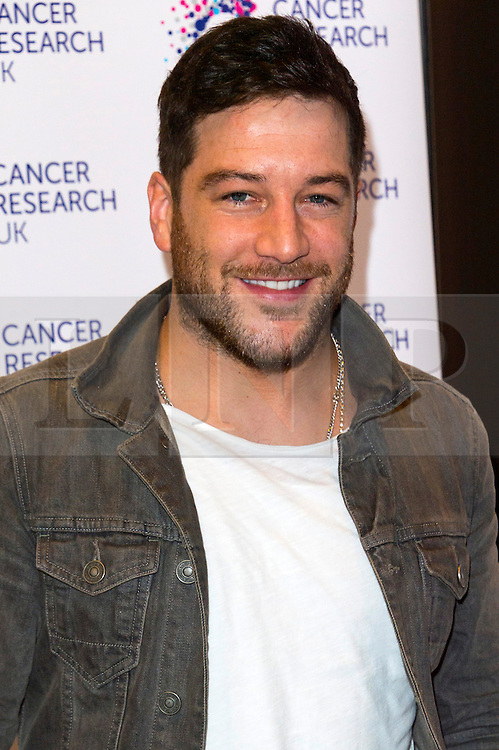 © Licensed to London News Pictures. 07/04/2016. MATT CARDLE attends the JAMES INGHAM'S Jog-On to Cancer - Part 4 London, UK. Photo credit: Ray Tang/LNP