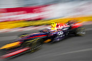May 22, 2014: Monaco Grand Prix: Daniel Ricciardo (AUS), Red Bull-Renault