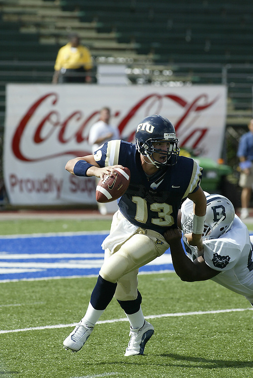 2002 FLORIDA INTERNATIONAL UNIVERSITY Football