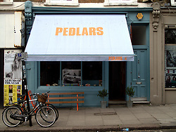 UK ENGLAND LONDON 3APR11 - Pedlars store off the Portobello Road, near Notting Hill, west London...jre/Photo by Jiri Rezac..© Jiri Rezac 2011