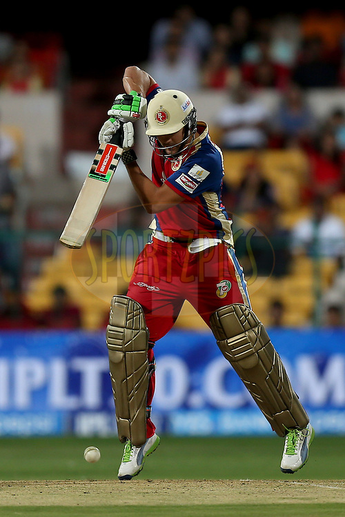 Riley Rossouw during match 24 of the Pepsi Indian Premier League Season 2014 between the Royal Challengers Bangalore and the Sunrisers Hyderabad held at the M. Chinnaswamy Stadium, Bangalore, India on the 4th May 2014. Photo by Jacques Rossouw / IPL / SPORTZPICS<br /> <br /> <br /> <br /> Image use subject to terms and conditions which can be found here:  http://sportzpics.photoshelter.com/gallery/Pepsi-IPL-Image-terms-and-conditions/G00004VW1IVJ.gB0/C0000TScjhBM6ikg