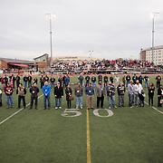 2015-11-07 Halftime Ceremony -100 Seasons of Football