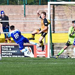 Annan v Peterhead, Scottish League One, 29 September 2018