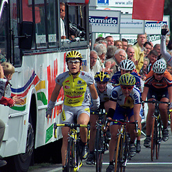 Ladies Tour 2003<br />Diana Ziliute