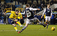 Millwall v Scunthorpe United 16/02/2016
