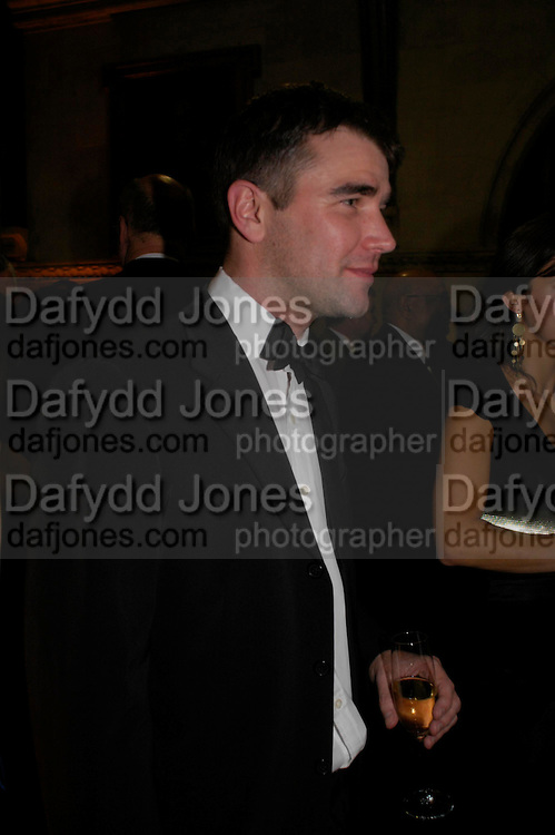 Ivan Massow. Great Britons 2004. Royal Courts Of Justice, London, WC2, 27 january 2005.  ONE TIME USE ONLY - DO NOT ARCHIVE  © Copyright Photograph by Dafydd Jones 66 Stockwell Park Rd. London SW9 0DA Tel 020 7733 0108 www.dafjones.com