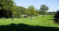 ENSCHEDE - Golfbaan- Het Rijk van SYBROOK, hole Noord 8    .COPYRIGHT KOEN SUYK