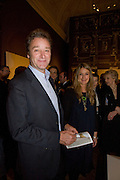 Anya Hindmarch and her husband James Seymour, ANDREA PALLADIO: HIS LIFE AND LEGACY, Royal Academy. Piccadilly. London. 27 January 2009 *** Local Caption *** -DO NOT ARCHIVE -Copyright Photograph by Dafydd Jones. 248 Clapham Rd. London SW9 0PZ. Tel 0207 820 0771. www.dafjones.com<br /> Anya Hindmarch and her husband James Seymour, ANDREA PALLADIO: HIS LIFE AND LEGACY, Royal Academy. Piccadilly. London. 27 January 2009