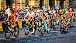 Paris, France - Tour de France :: Stage 21 - 21th July 2013 - Mark CAVENDISH in the peloton