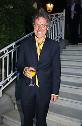 Comedian GRIFF RHYS-JONES at a party hosted by Andrew neil and The Business Newspaper held at The Ritz, Piccadilly, London on 12th July 2005.<br /><br />NON EXCLUSIVE - WORLD RIGHTS