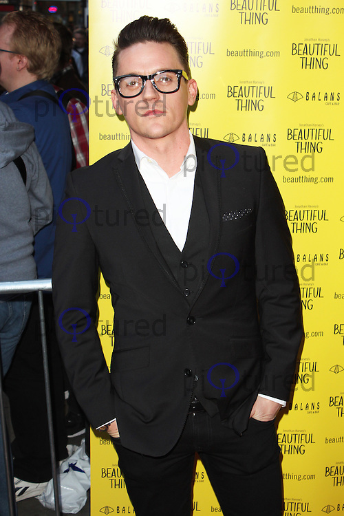 LONDON - April 17: Scott Neal at the Beautiful Thing - Press Night (Photo by Brett D. Cove)