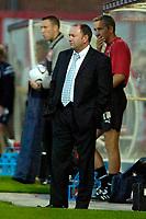 Photo: Ed Godden.<br /> Cheltenham Town v Bristol City. Carling Cup. 22/08/2006.<br /> Bristol City Manager Gary Johnson.