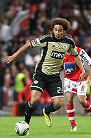 20111106: BRAGA, PORTUGAL - SC Braga vs SL Benfica: Liga Zon Sagres 10th Round 2011/2012. In picture: Witsel. PHOTO: Pedro Benavente/CITYFILES