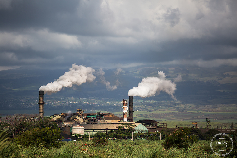 Diesel Power Plant | Maui, Hawaii | Climate Stories | Conservation Photographer <br /> <br /> Drew Bird Photography <br /> San Francisco Freelance Photographer <br /> Have Camera. Will Travel.