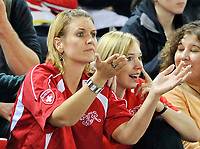 Schweizer Fans enttaeuscht © Andy Mueller/EQ Images