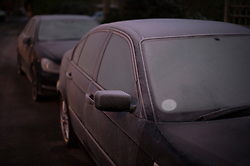 © Licensed to London News Pictures. Cars covered covered in frost outside a property in Buford, Oxfordshire on December 29, 2014 as most of the UK woke to freezing temperatures.. Photo credit : Ben Cawthra/LNP
