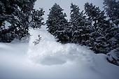 Snowboard Selfportraits