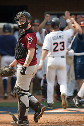 The Virginia Cavaliers defeated the Lafayette Leopards 5-1 at Davenport Field in Charlottesville, VA.  The game, held on June 1, 2007 was the first of the NCAA World Series Regional.
