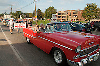 Laconia High School Homecoming parade September 30, 2011.