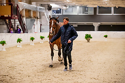 Staut Kevin, FRA, Edesa's Cannary<br /> LONGINES FEI World Cup™ Finals Gothenburg 2019<br /> © Dirk Caremans<br /> 02/04/2019