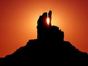 Americana.<br /> <br /> Monument Valley, Utah.