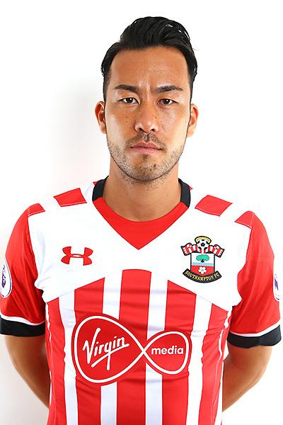 Southampton FC headshots.<br /> Maya Yoshida